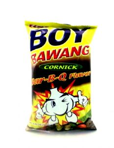 Boy Bawang Fried Corn Nuts [Bar-B-Q [BBQ]] | Buy Online at the Asian Cookshop.